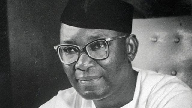 Nnamdi Azikiwe: Kedụ ihe i ji mara 'Zik of Africa'? - BBC News Ìgbò