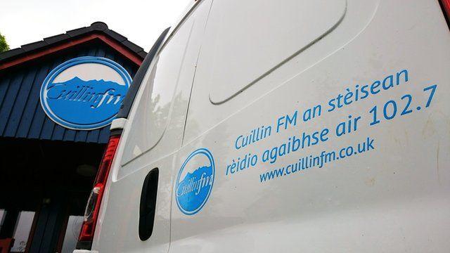 Bhan, Cuillin FM