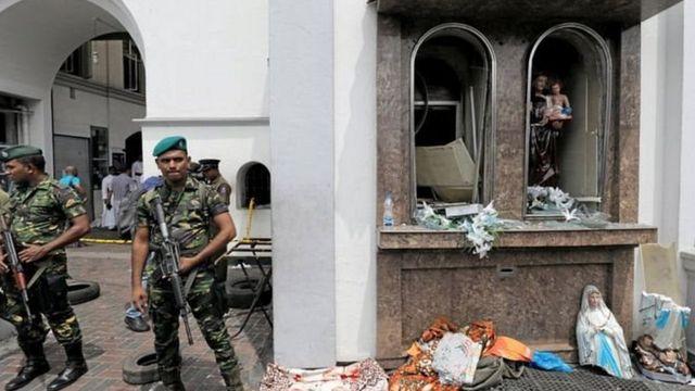 sri lanka attack, श्रीलंका हमला, चरमपंथी हमला, इस्लामिक स्टेट