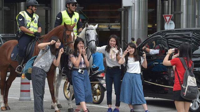 Turis di Malaysia