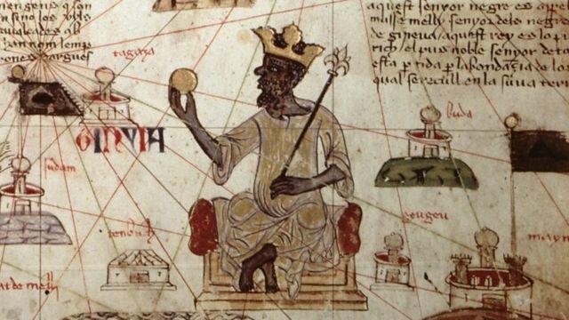 مانسا موسی امپراتور مالی در آفریقای غربی بوده و ثروتمندترین کسی است که تا به حال پا به عرصه زندگی گذاشته است
