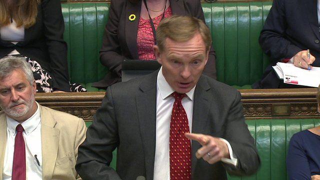 Shadow Media Minister Chris Bryant