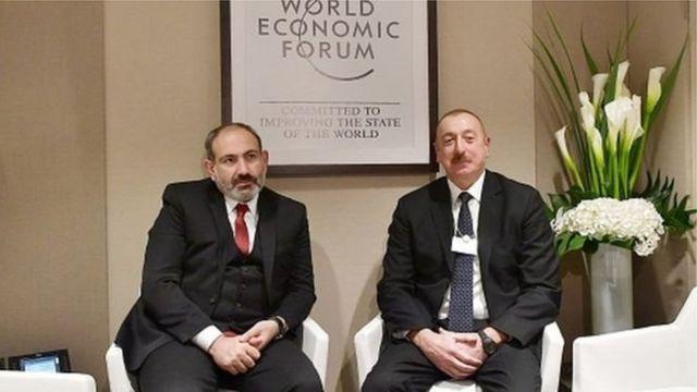 Nikol Paşinyon və İlham Əliyev