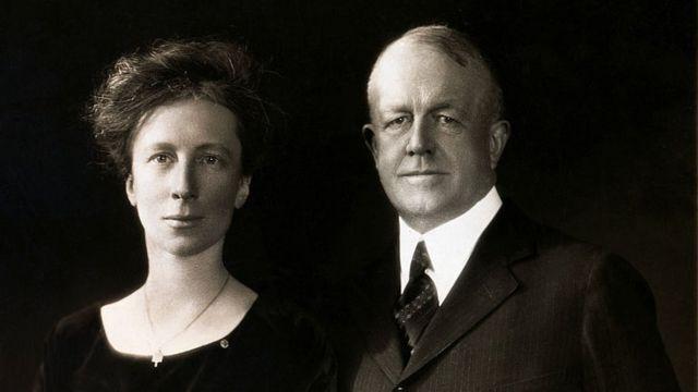Frank Gilbreth y Lilian Moller