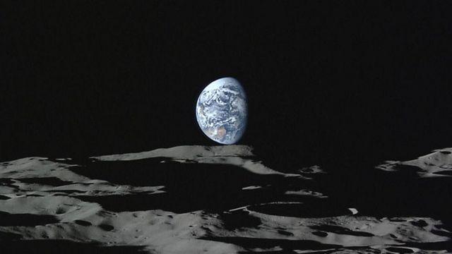 Kutub selatan Bulan