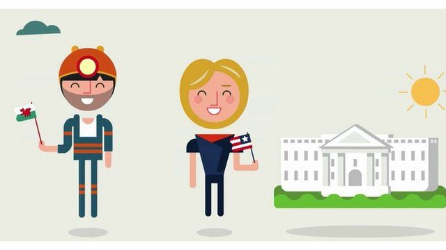 Hillary Clinton's Welsh roots