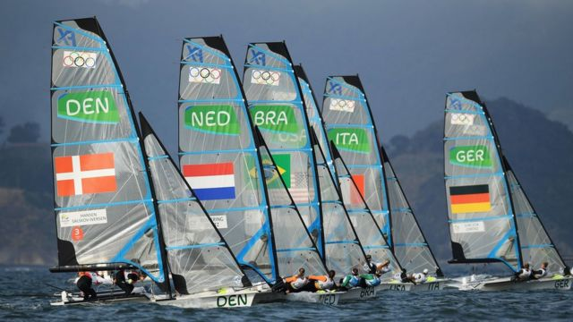 Vela na Rio 2016
