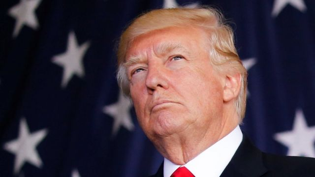 Dnald Trump
