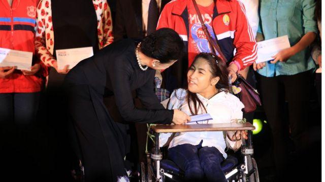 Khánh Ly khẳng định những buổi hát ở trong nước chỉ là phương tiện để làm việc thiện nguyện.