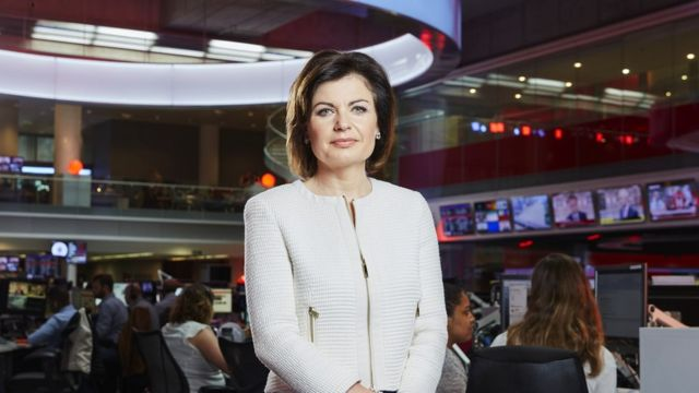 BBC newsreader Jane Hill reveals breast cancer treatment