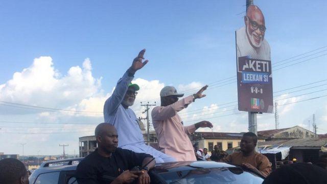 Akeredolu win Ondo Election