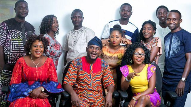 Awon oṣiṣẹ BBC Yoruba