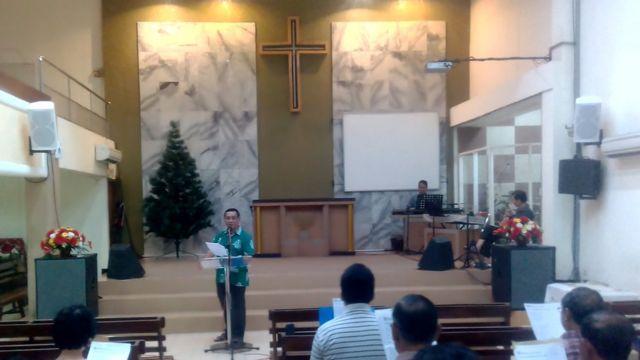 perayaan natal, gereja,