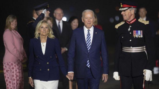 这是美国总统拜登就任以来,首次正式外访。