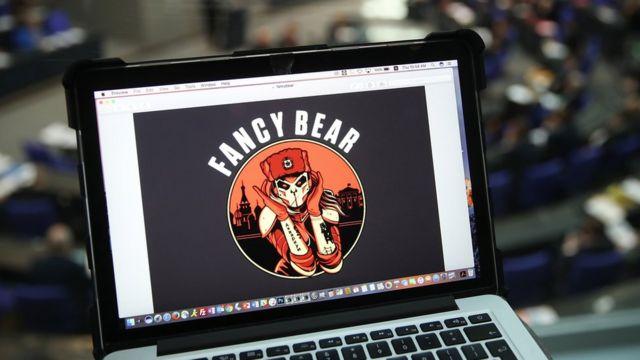 Логотип группировки Fancy Bear