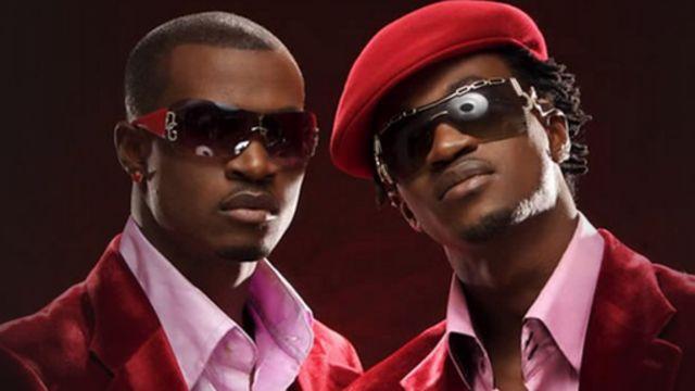 Peter et Paul Okoye