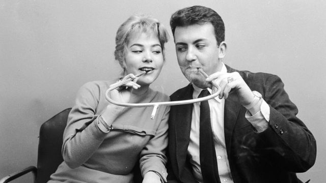 Esta foto es de 1955