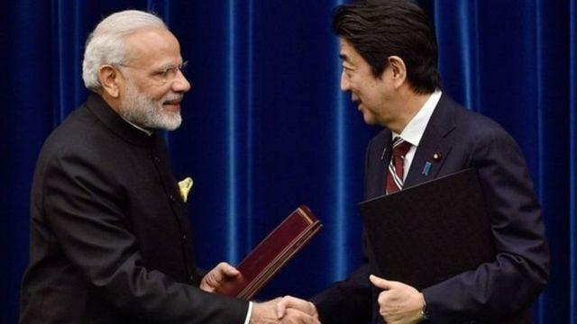 भारत जापान