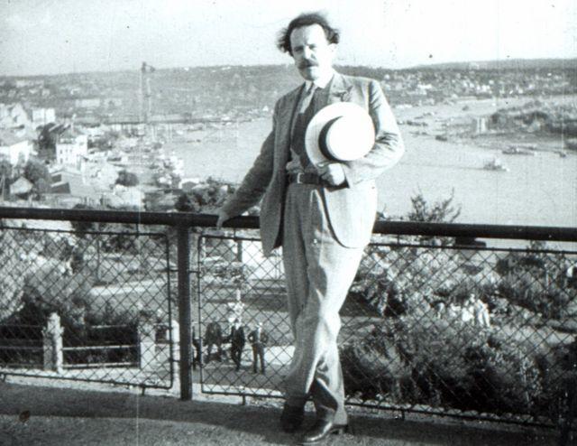 Beograd 1932. godine, kadar iz filma