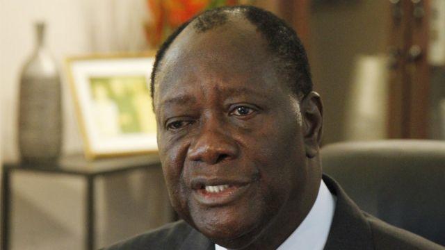 Abatavuga rumwe na leta bavuga ko ibwirizwa shingiro rishasha rihengamiye umukuru w'igihugu Alassane Ouattara