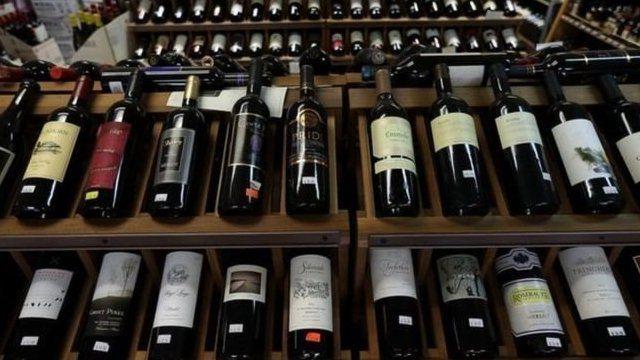Rượu vang là một trong các mặt hàng của Mỹ bị Trung Quốc áp mức thuế mới để trả đũa
