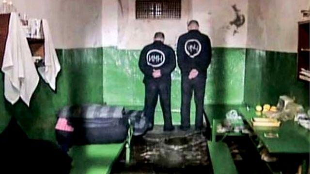 The secret executions in Europe's 'last dictatorship'
