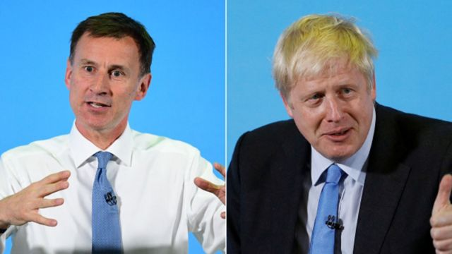 Philip Hammond plans to quit if Johnson becomes PM