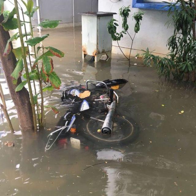 चेन्नई पाऊस