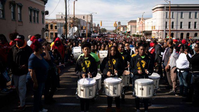 Commémorations de Selma
