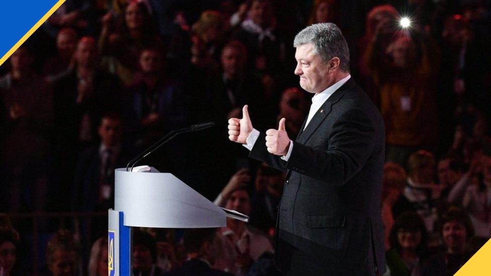 """Петро Порошенко на форумі """"Відкритий діалог"""""""