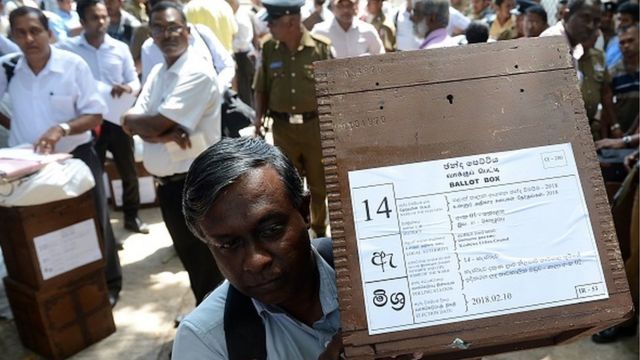 Election Sri Lanka