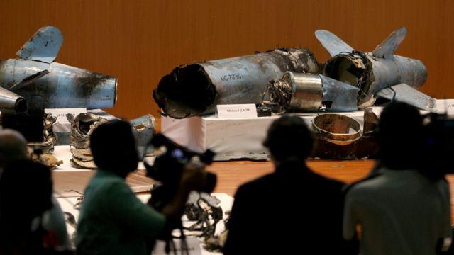 Aramco saldırısında kullanılan füze