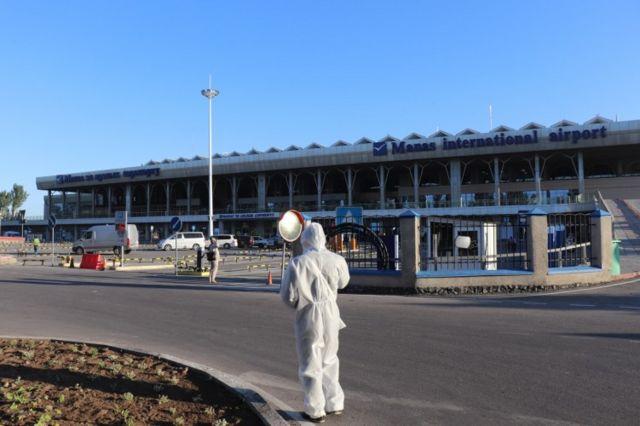 Манас аэропорту