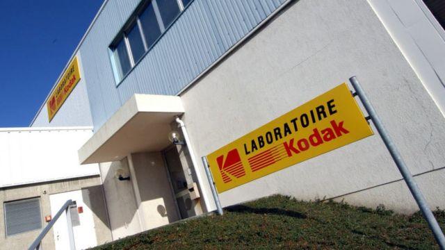 Kodak laboratory