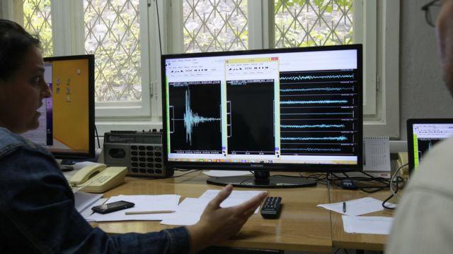 US seismologist
