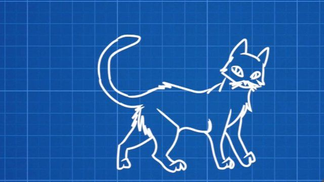 How your brain picks the right word: The 'cat' and 'dog' battle