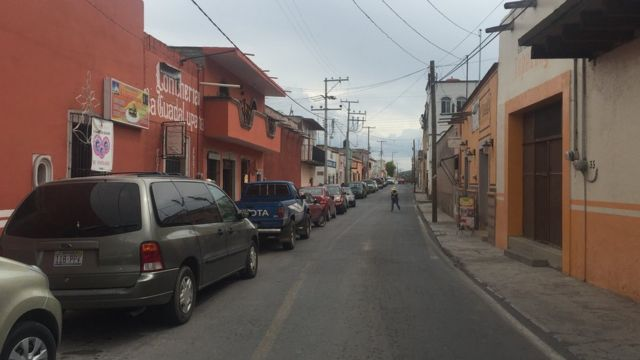 Rua de Tepetongo