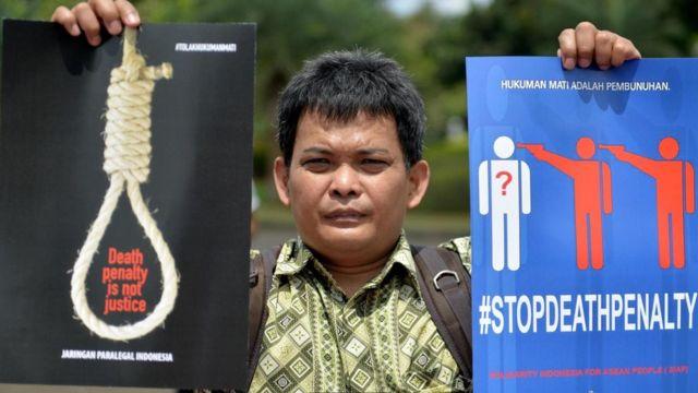 الشنق هو الوسيلة الأكثر انتشارا للإعدام في عالمنا اليوم