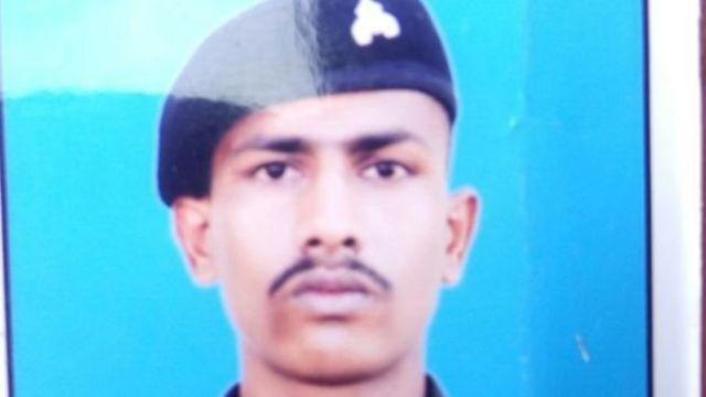 पाकिस्तान की गिरफ़्त में आया भारतीय सैनिक