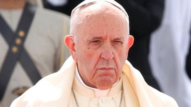 Papa fransasco