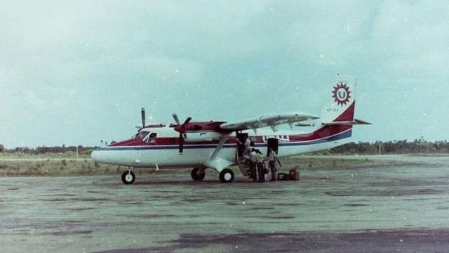 யாழ் விமான நிலையம் 1981ஆம் ஆண்டு