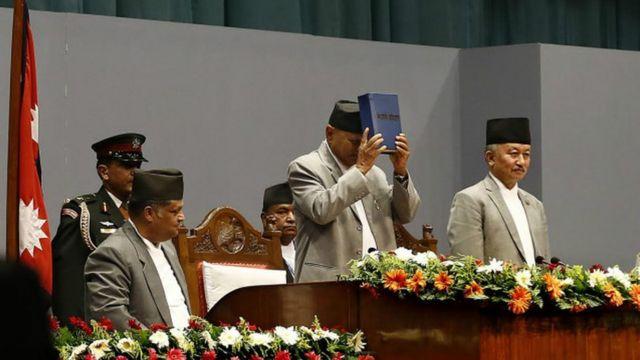 संविधान जारी