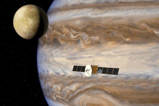 Juice mission: Deal signed to build Jupiter probe