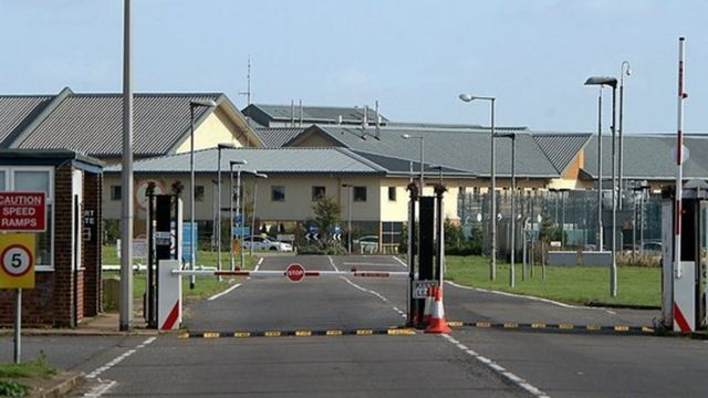 Life as a Yarl's Wood immigration detainee 'like hell'