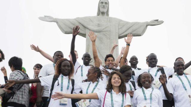 Ikipe ya Olympic Refugee