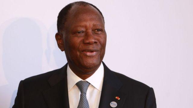 Alassane Ouattara, âgé de 77 ans, aura en 2020 déjà accompli deux mandats.