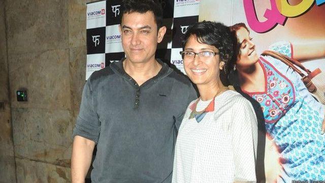 आमिर खान किरण राव