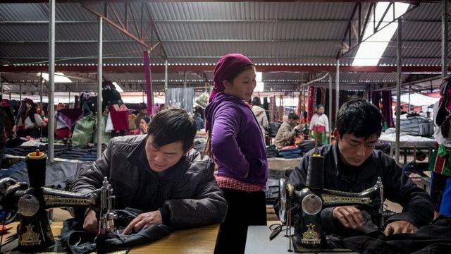 Việt Nam, Trung Quốc, xuất khẩu