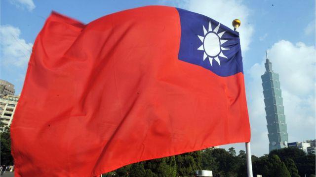 台湾正寻求美国愈来愈多的政治和军事支持。