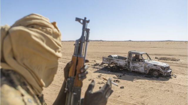 Une attaque terroriste dans le nord du Mali